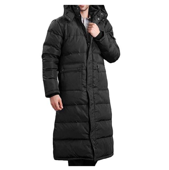 f62a06951 Floor Length Down Nautica Winter Coat (mens XXL)